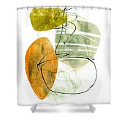 Shape 19 Shower Curtain