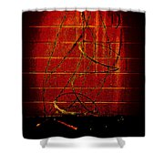 Shape And Texture No.101 Shower Curtain