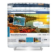 Sharetheexperience Winning Photo Shower Curtain