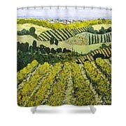 Sharing The Discovery Shower Curtain