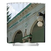 Sharon Springs Imperial Bath 2 Shower Curtain