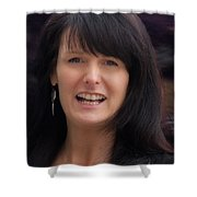 Shauna Shower Curtain