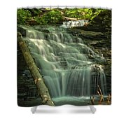 Shawnee Falls Shower Curtain