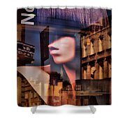She - Women Shower Curtain