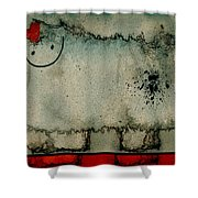 Sheep Or Not So - Bb06 Shower Curtain
