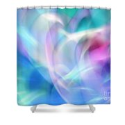Sheer Ectasy Shower Curtain
