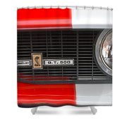 Shelby Gt 500 Shower Curtain