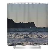 Shelter Cove Shower Curtain
