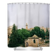 Historic Jerusalem Shower Curtain