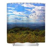 Shenandoah Valley Shower Curtain