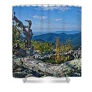 Shenandoah Vista Shower Curtain