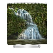 Shenandoah Waterfall Shower Curtain