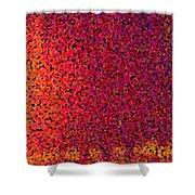 Sherbet Pixels Shower Curtain