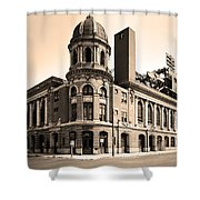 Shibe Park  Shower Curtain