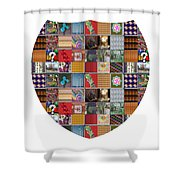Shield Armour Yin Yang Showcasing Navinjoshi Gallery Art Icons Buy Faa Products Or Download For Self Shower Curtain