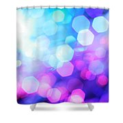 Shine A Light Shower Curtain