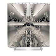 Shiner Shower Curtain