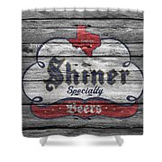 Shiner Specialty Shower Curtain