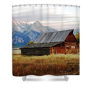 Shining Grand Shower Curtain