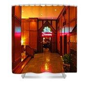 Ship Tavern Shower Curtain
