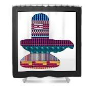 Shiva Linga Hinduism  Buy Faa Print Products Or Down Load For Self Printing Navin Joshi Rights Manag Shower Curtain