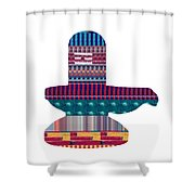 Shiva Shivlinga Linga Hinduism  Buy Faa Print Products Or Down Load For Self Printing Navin Joshi Ri Shower Curtain