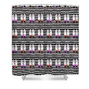 Shoes For Women Shower Curtain