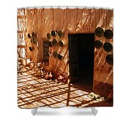 Shop In Tamegroute Shower Curtain