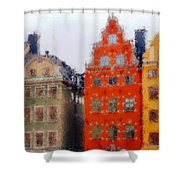 Way Home Shower Curtain