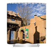 Shops At Santa Fe New Mexico Shower Curtain