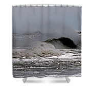 Shore Breeze Shower Curtain