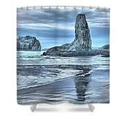 Shore Guardians Shower Curtain