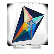 Shot Shift - Etoile 1 Shower Curtain