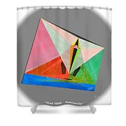 Shot Shift - Matriarche 2 Shower Curtain