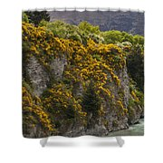Shotover River Shower Curtain
