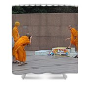 Show Your Talents - Hong Kong Shower Curtain