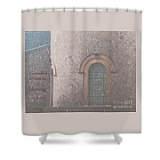 Showers Of Blessing Shower Curtain
