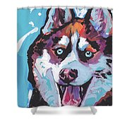 Sibe By Sibe Shower Curtain