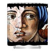Sibyl Of Delphi Shower Curtain