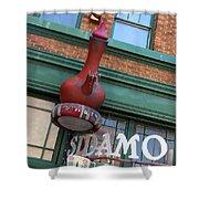Sidamo Coffee House Shower Curtain