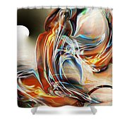 Siddhartha Shower Curtain