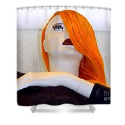 Side Part Shower Curtain