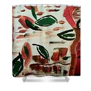Sides Shower Curtain