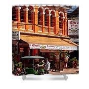 Siem Reap 01 Shower Curtain