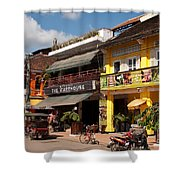 Siem Reap 02 Shower Curtain