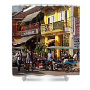 Siem Reap 03 Shower Curtain