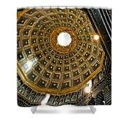 Siena Duomo Shower Curtain