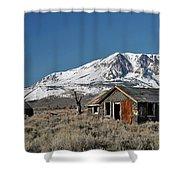 Sierra Nevadas 19 Shower Curtain