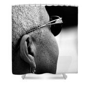 Sights Of Integrity  Shower Curtain