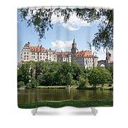Sigmaringen Castle 4 Shower Curtain